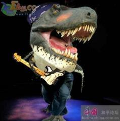 如果恐龙没有灭绝