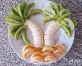 各种创意水果切法,很适合孩子或招待客人用